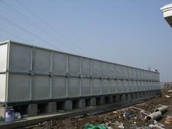SMC模压组合式水箱北京麒麟公司