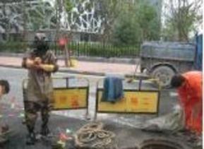 杭州水下堵漏施工