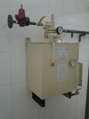 50kg(两用)壁挂式/坐立式气化器