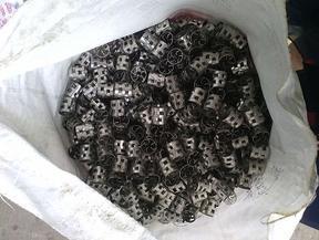 厂家直销不锈钢鲍尔环填料 38/50/25mm304鲍尔环价格