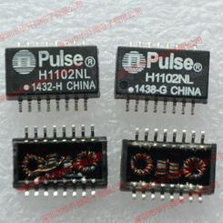 H1102NL百兆网口滤波器长期供应
