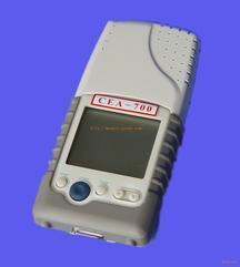 二氧化碳及温度测试仪