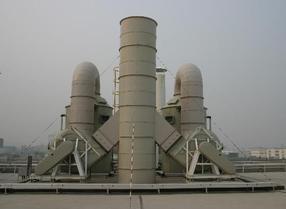 广州发动机铸造车间废气净化,发动机制造车间油雾异味净化