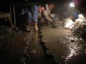四川地下室堵漏公司