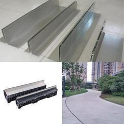 HDPE缝隙式线性成品排水沟