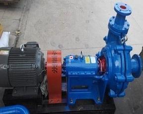 350ZJ-I-F100耐磨渣浆泵