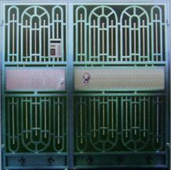 楼宇对讲电控防盗安全门