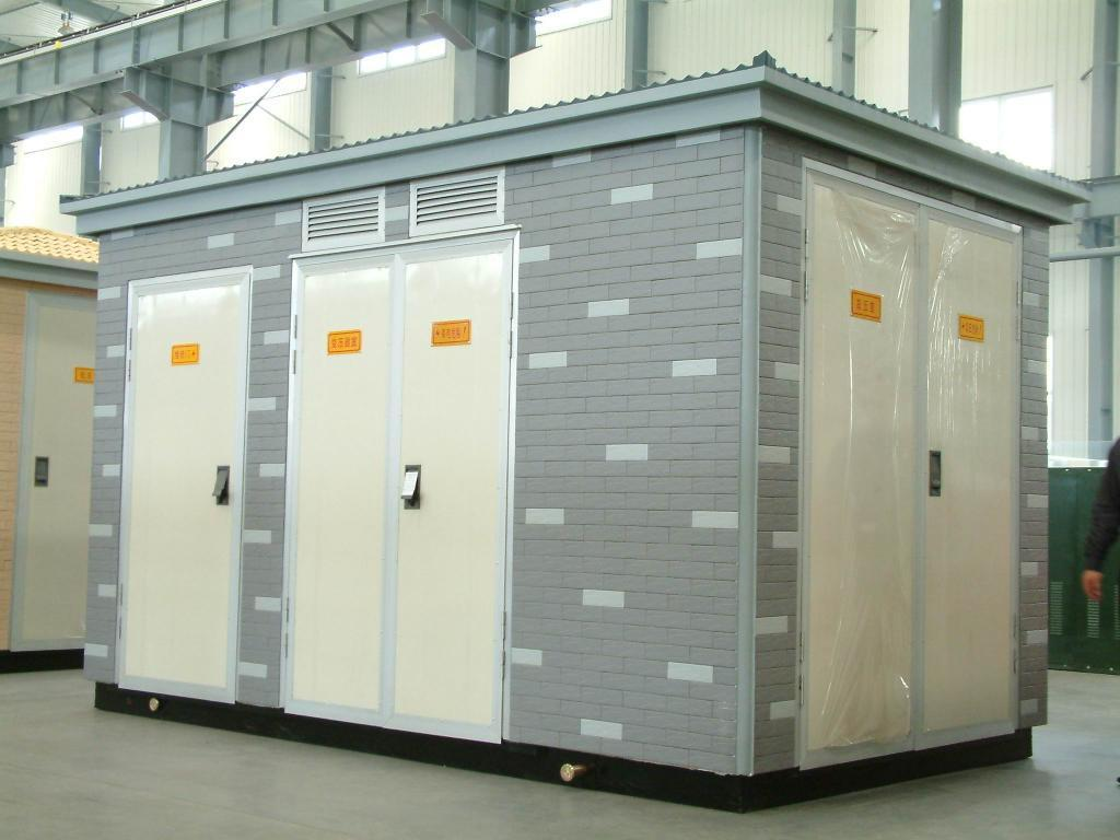 zbw-12箱式变电站图片
