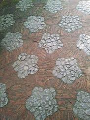 地铺铺装/砖石混铺地砖 GCPG812