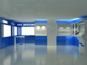 天津展柜设计首选钉钉展示天津店面设计,行业领导者