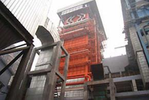 炉架钢结构防腐