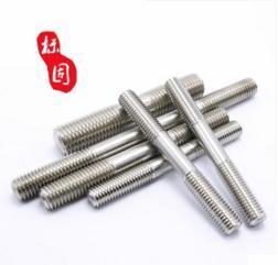 广州304双头螺丝_GB901不锈钢双头螺栓