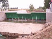 5米高液压坝