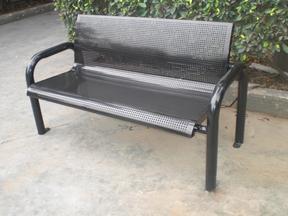 园林铁艺休闲椅