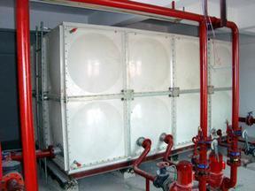 304不锈钢焊接消防水箱