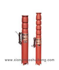 QJ型深井潜水泵(上海深井泵厂)