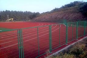 湖北体育场护栏网羽毛球场护栏网龙泰百川