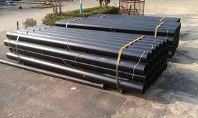 dn100柔性铸铁管亚西亚厂家w型b型铸铁管件