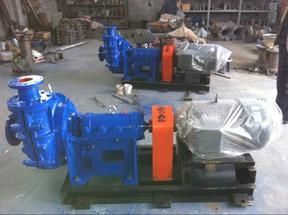 400ZJ-I-F110渣浆泵