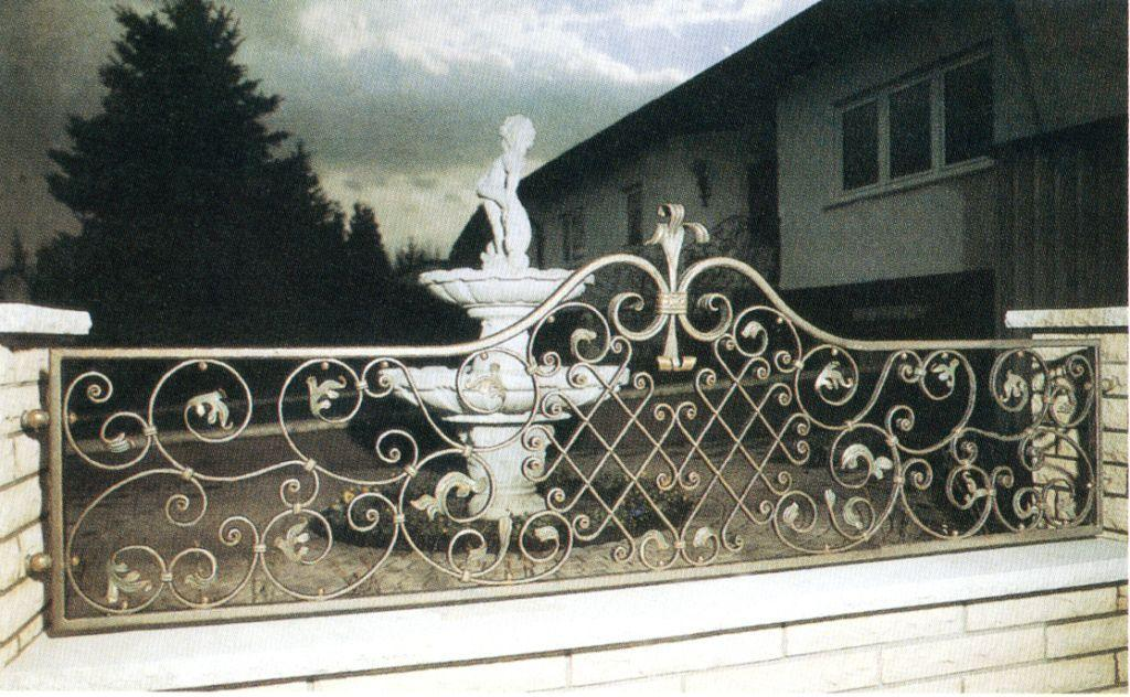 铁艺围栏,铁艺,铁艺护栏,铁艺栏杆
