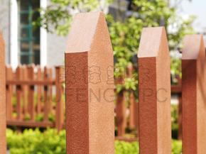 塑木(木塑)护栏围栏