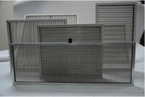 厂家供应 可清洗滤网 初效除尘滤网 初效过滤网 除尘过滤网