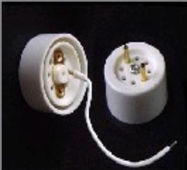 LED日光灯的易拆卸通用型端盖