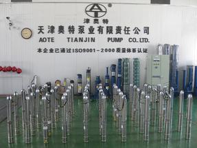 供应天津深井潜水泵不锈钢潜水泵价格