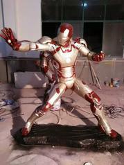 玻璃钢人物雕塑人像浮雕