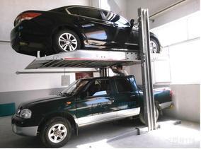 河南家用双立柱简易升降立体车库,家用立体车库价格