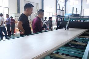 山东通佳机械Xps物理发泡板材生产线