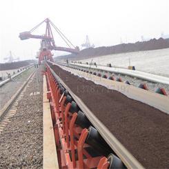 码头港口DTII(A)型固定式带式输送机