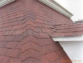 单层标准型/六角形/四方型玻纤沥青瓦