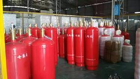 汇科消防丨机房气体灭火系统
