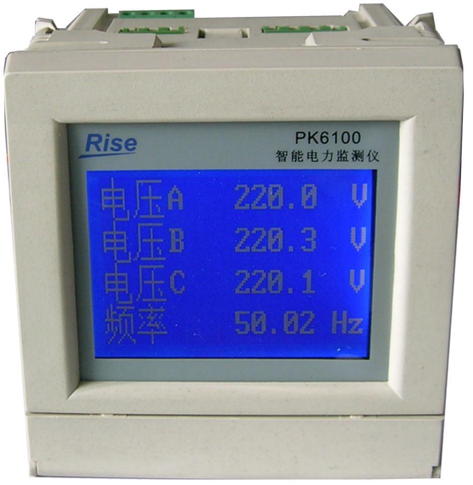 pk6100三相智能电力监测仪