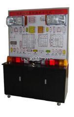 汽车灯光系统接线实训台(可选各系统)