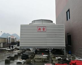 供应横流式方形冷却塔