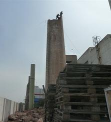 脱硫塔拆除施工专业公司欢迎咨询