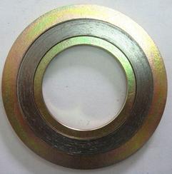 金属缠绕垫片(带内外环) 金属缠绕垫厂家 金属缠绕垫规格