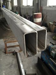 304大口径不锈钢焊管