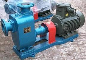 CYZ自吸式防爆离心泵