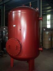 真空引水罐 不锈钢/碳钢水罐 吸水罐 FLK-600YS