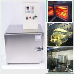 BF-1智能微电脑控制烤鱼箱