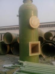 供应玻璃钢脱硫除尘器价格