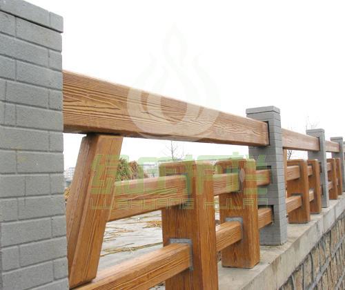 石木栏杆,复合护栏,桥梁装饰