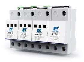 COWIN可盈科技D100/4型DN100/4型大通流交流电源防雷器
