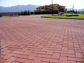 江苏彩色压模地坪专业供应南京压膜地坪材料及施工