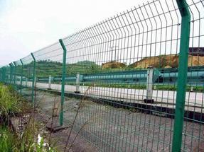 高速公路护栏 工厂,小区,双边丝护栏网,隔离网