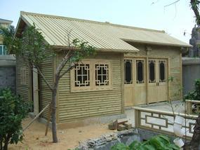 德州防腐木木屋建设