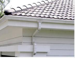 哈尔滨PVC落水系统 彩铝落水系统,